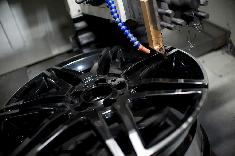 The Process of Alloy Wheel Refurbishment