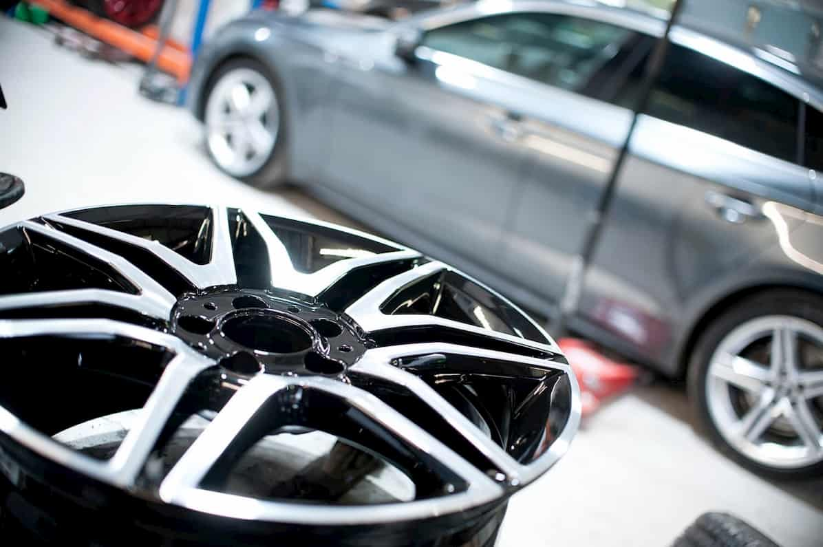 alloy wheel repair bradford