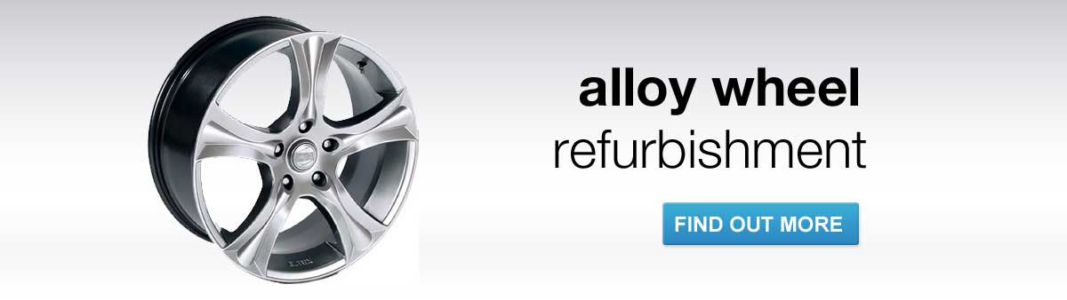 Alloy Wheel Refurbishment Leeds